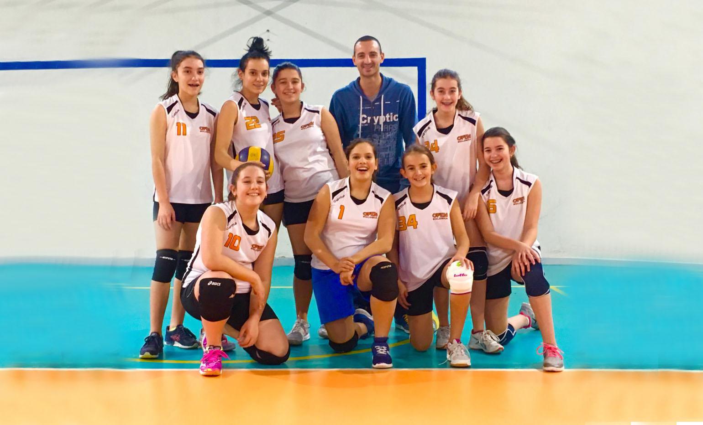 Volley Under 14