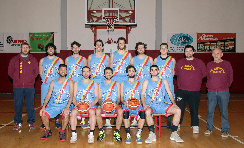 Pallacanestro - Serie D - Antal Pallavicini