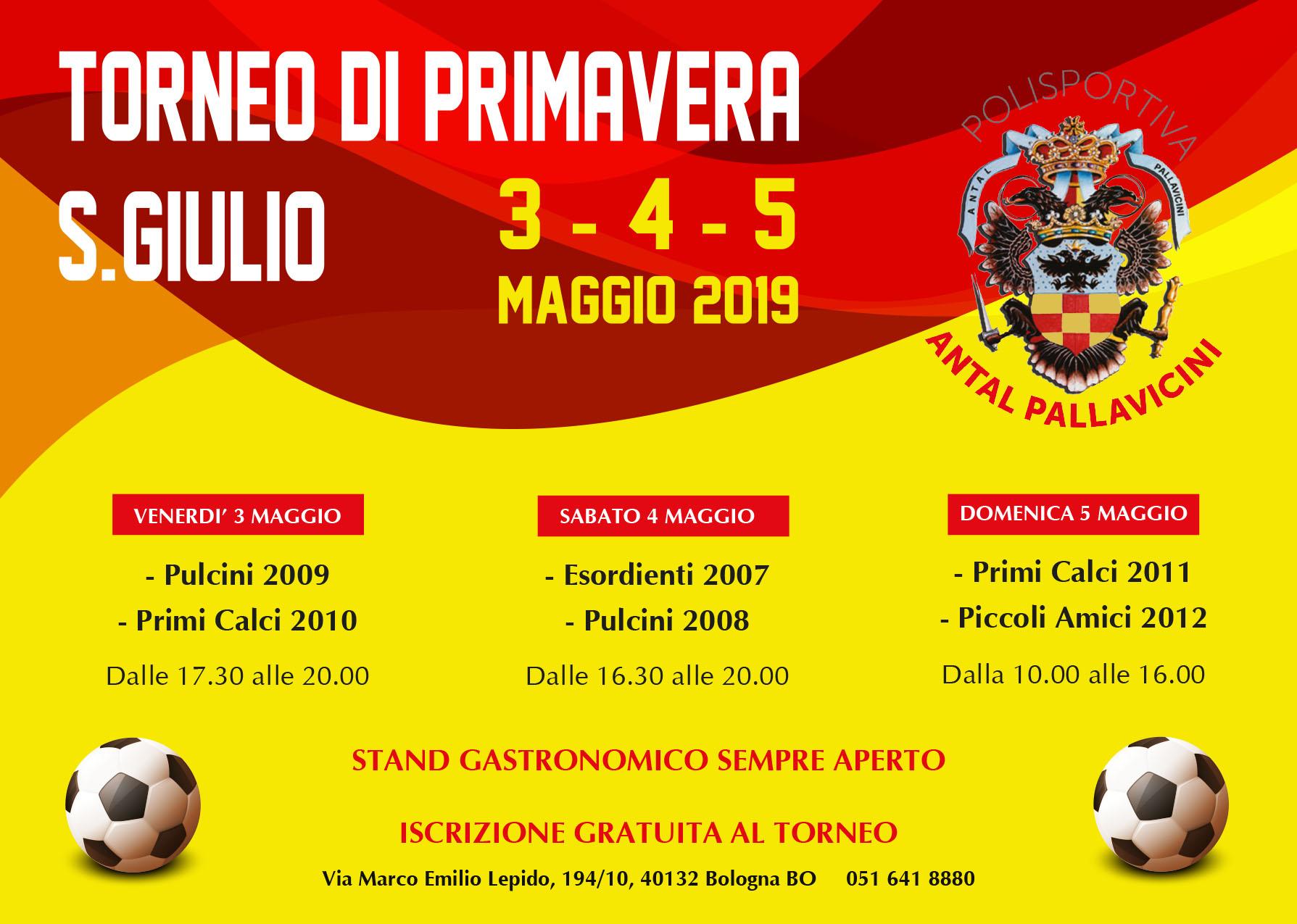 Torneo San Giulio 2019