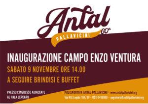 Inaugurazione Campo Enzo Ventura