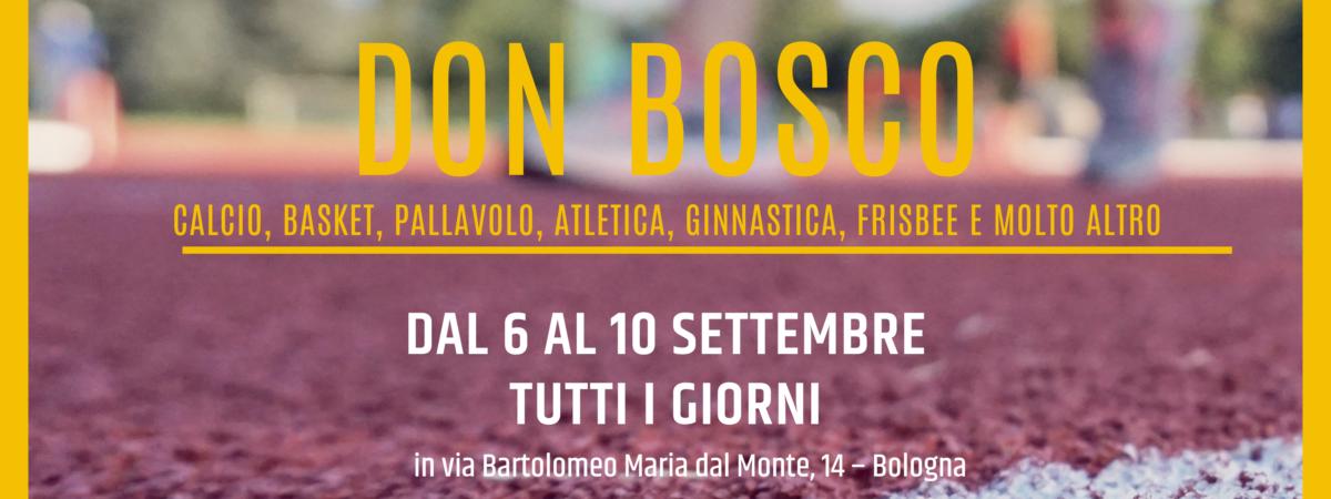 Camp Multisport Al Don Bosco! Scopri Le Date