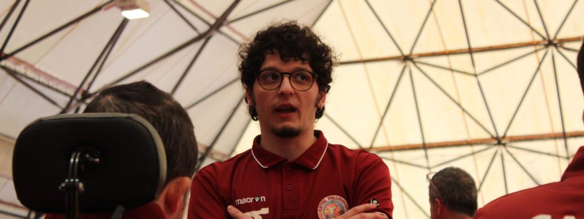"""A.Cichella (Wheelchair Hockey): """"Toccare Il Campo è Stata Per Tutti Una Bella Emozione"""""""